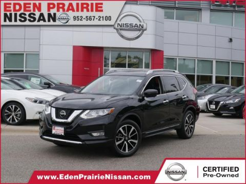 Certified Pre-Owned 2018 Nissan Rogue SL AWD