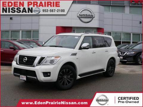 Certified Pre-Owned 2019 Nissan Armada Platinum AWD
