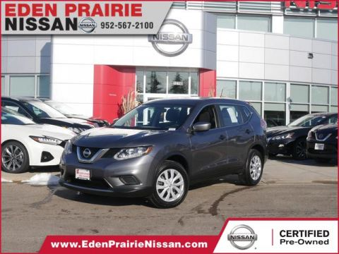 Certified Pre-Owned 2016 Nissan Rogue S All Wheel Drive SUV
